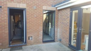 UPVC Doors fitted near gillingham