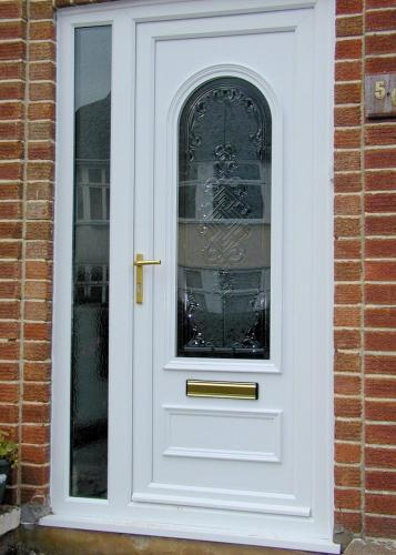 gillingham upvc doors by gillingham glass & glazing