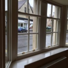 Gillingham glass windows