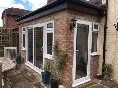 UPVC A rated rated Patio sliding door